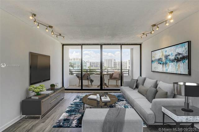 3505 S Ocean Dr #404, Hollywood, FL 33019 (MLS #A11099308) :: CENTURY 21 World Connection