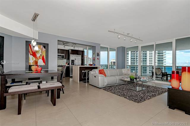 6301 Collins Ave #1608, Miami Beach, FL 33141 (MLS #A11099356) :: Berkshire Hathaway HomeServices EWM Realty