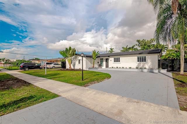 5811 SW 93rd Pl, Miami, FL 33173 (MLS #A11099762) :: Jo-Ann Forster Team