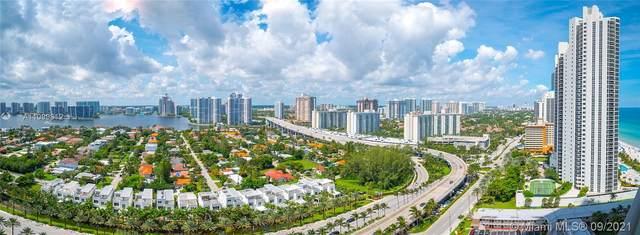 18975 Collins Ave #1805, Sunny Isles Beach, FL 33160 (MLS #A11099812) :: Berkshire Hathaway HomeServices EWM Realty
