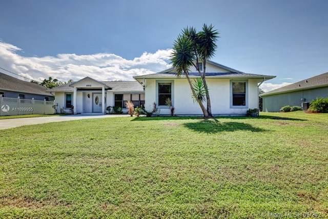 1932 SE Fallon Drive, Port Saint Lucie, FL 34983 (MLS #A11099955) :: KBiscayne Realty