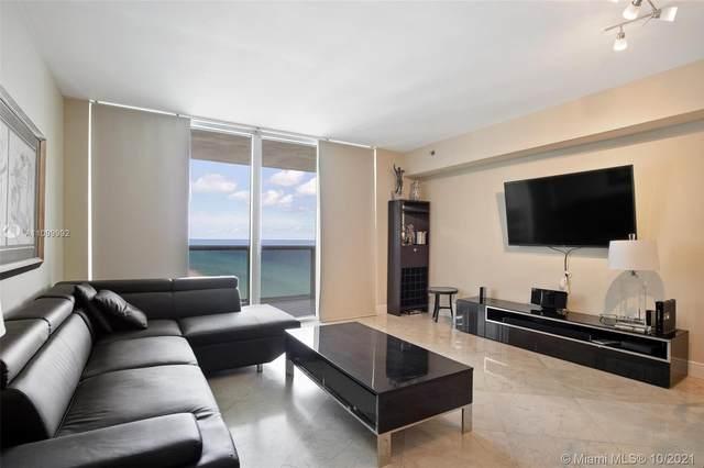 1830 S Ocean Dr #2212, Hallandale Beach, FL 33009 (MLS #A11099992) :: Berkshire Hathaway HomeServices EWM Realty