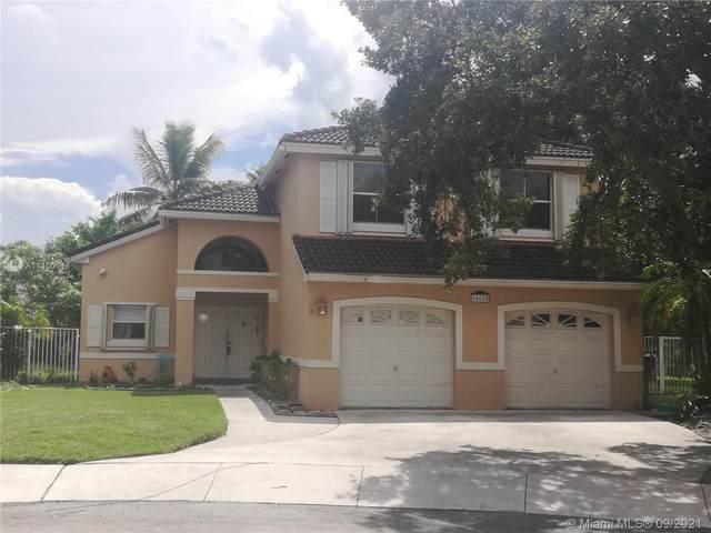 16620 NW 1st St, Pembroke Pines, FL 33028 (MLS #A11100013) :: Re/Max PowerPro Realty
