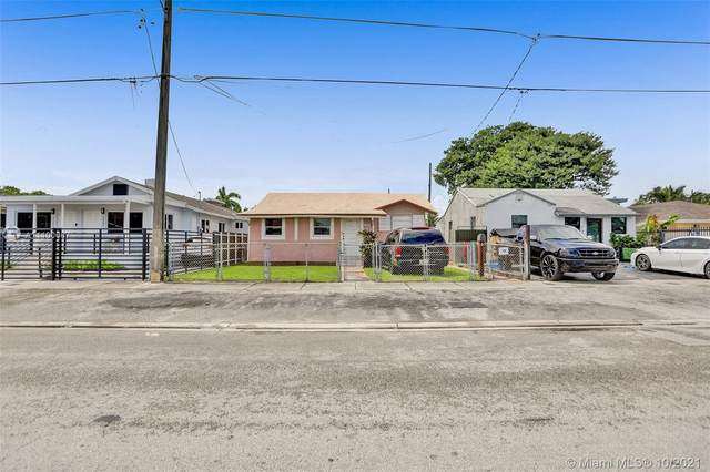 2708 NW 22nd Ct, Miami, FL 33142 (#A11100067) :: Posh Properties