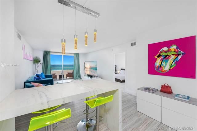 5555 Collins Ave 7F, Miami Beach, FL 33140 (MLS #A11100101) :: Castelli Real Estate Services