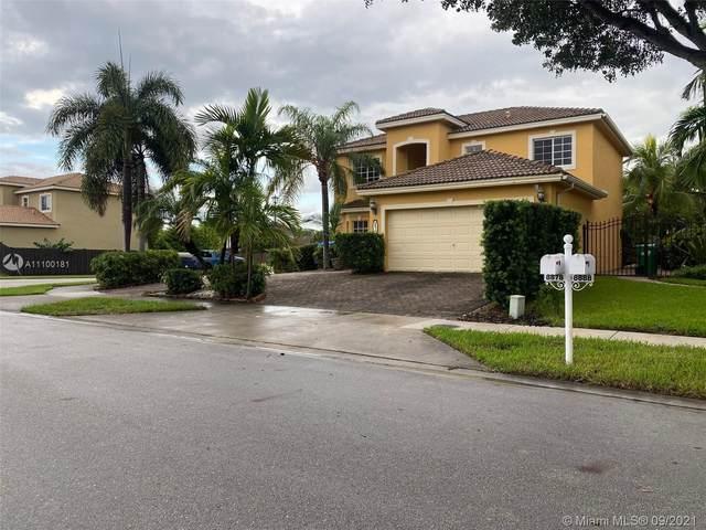 8878 SW 211th Ln, Cutler Bay, FL 33189 (MLS #A11100181) :: Douglas Elliman