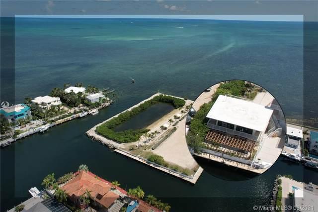148 Marina Ave, Key Largo, FL 33037 (MLS #A11100277) :: Search Broward Real Estate Team