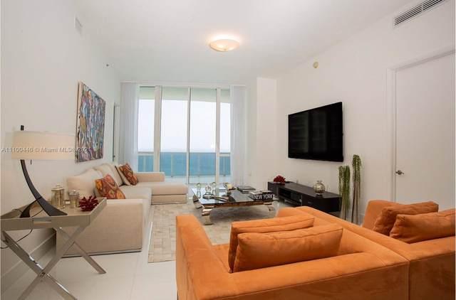 15811 Collins Ave #3603, Sunny Isles Beach, FL 33160 (MLS #A11100446) :: Berkshire Hathaway HomeServices EWM Realty