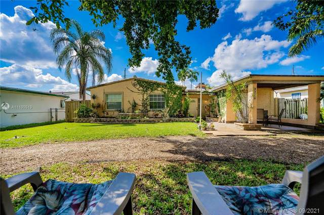 3210 Cleveland St, Hollywood, FL 33021 (MLS #A11100513) :: Re/Max PowerPro Realty