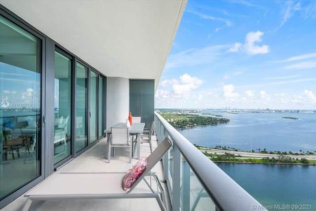 3131 NE 7th Ave #4105, Miami, FL 33137 (#A11100713) :: Posh Properties