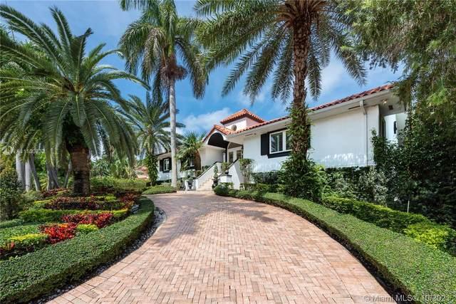 1501 Bella Vista Ave, Coral Gables, FL 33156 (#A11100732) :: Posh Properties
