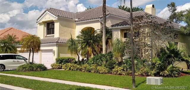 1061 SW 156th Ave, Pembroke Pines, FL 33027 (MLS #A11100838) :: The Pearl Realty Group