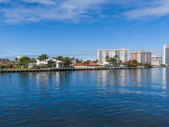 2017 S Ocean Dr #610, Hallandale Beach, FL 33009 (MLS #A11100849) :: Berkshire Hathaway HomeServices EWM Realty