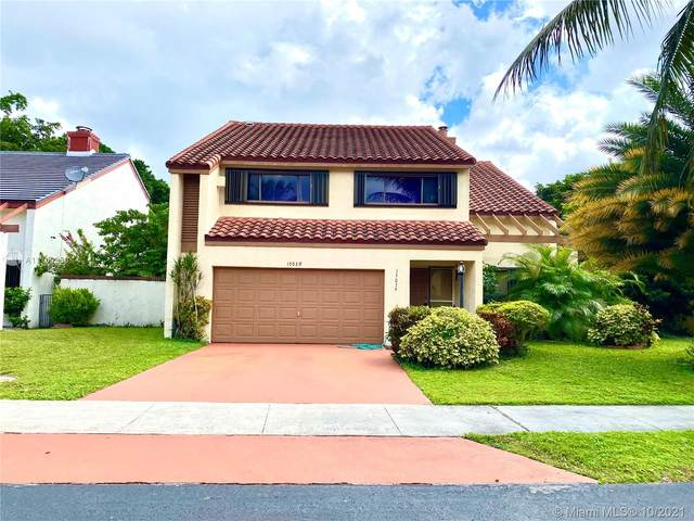 15039 SW 89th Terrace Rd, Miami, FL 33196 (MLS #A11100930) :: Re/Max PowerPro Realty