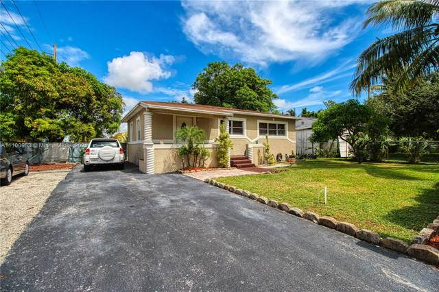 817 NW 17th St, Fort Lauderdale, FL 33311 (MLS #A11100953) :: Green Realty Properties