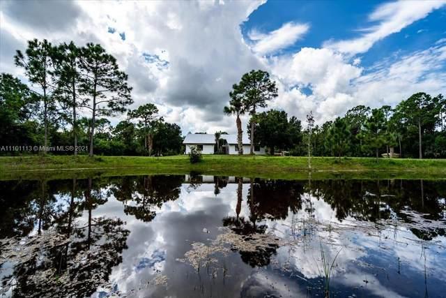 4199 SW Cherokee St, Palm City, FL 34990 (MLS #A11101113) :: All Florida Home Team