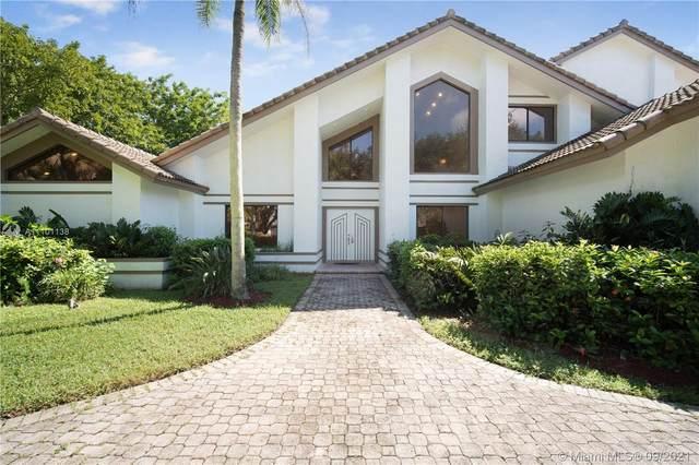 1703 Vestal Dr, Coral Springs, FL 33071 (#A11101138) :: Posh Properties