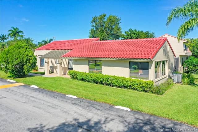 16819 Patio Village Ln, Weston, FL 33326 (MLS #A11101438) :: ONE | Sotheby's International Realty