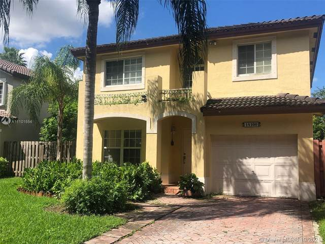 14300 SW 122nd Ct, Miami, FL 33186 (MLS #A11101554) :: Equity Advisor Team