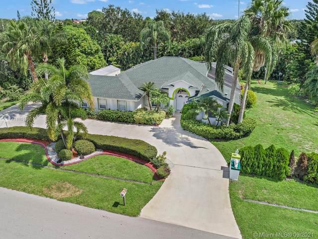 3461 SW Rivera St, Port Saint Lucie, FL 34953 (MLS #A11101600) :: All Florida Home Team