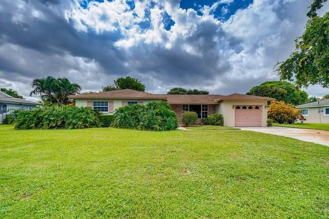 843 Patrick Drive #843, West Palm Beach, FL 33406 (MLS #A11101983) :: Rivas Vargas Group