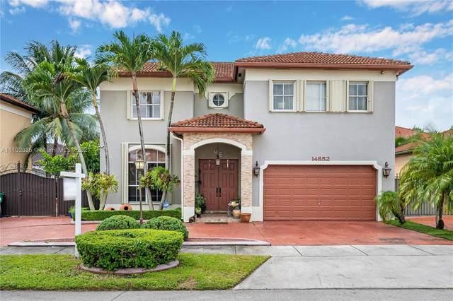 14852 SW 32nd Ln, Miami, FL 33185 (MLS #A11102035) :: Castelli Real Estate Services