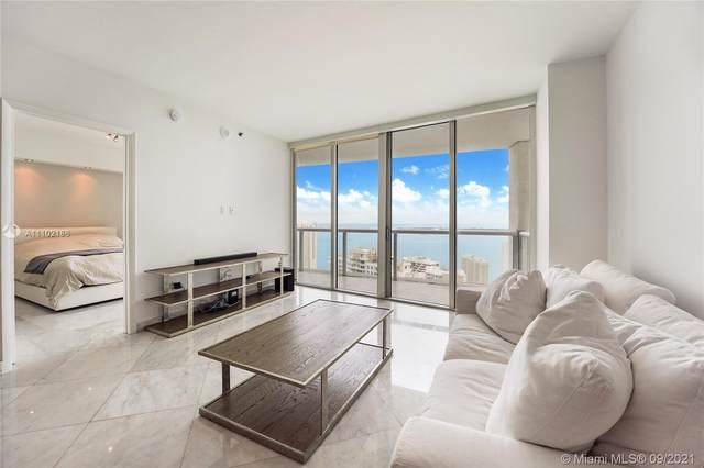 475 Brickell Ave #4007, Miami, FL 33131 (MLS #A11102186) :: Green Realty Properties