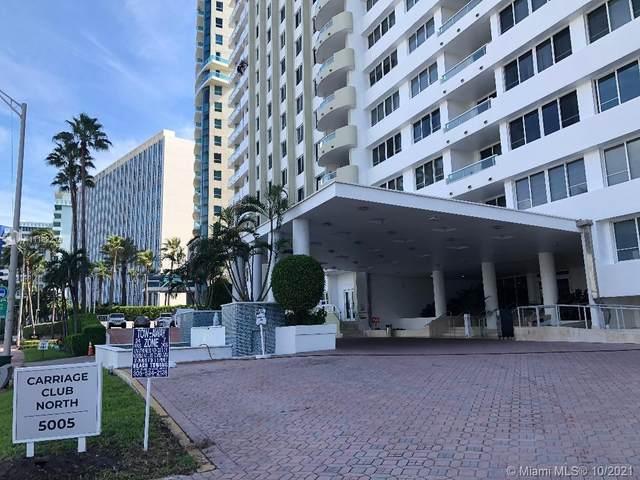 5005 Collins Ave #708, Miami Beach, FL 33140 (MLS #A11102233) :: Berkshire Hathaway HomeServices EWM Realty