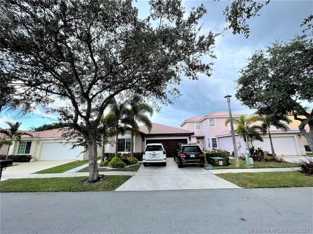 17714 SW 19th St, Miramar, FL 33029 (MLS #A11102295) :: Re/Max PowerPro Realty