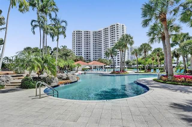3300 NE 192nd St #707, Aventura, FL 33180 (MLS #A11102815) :: Green Realty Properties