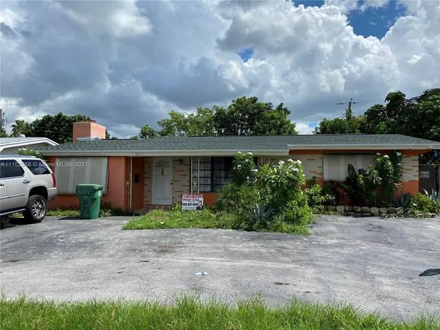 3011 Arcadia Dr, Miramar, FL 33023 (#A11102956) :: Posh Properties