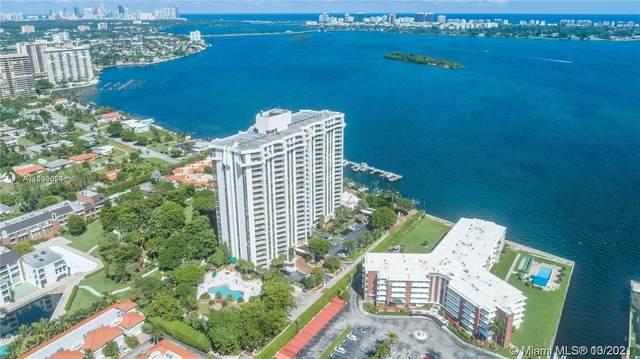 4000 Towerside Ter 503-4, Miami, FL 33138 (MLS #A11103034) :: Castelli Real Estate Services