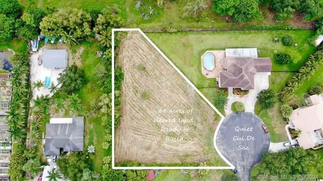 15141 SW 25 Street, Davie, FL 33326 (MLS #A11103191) :: Castelli Real Estate Services