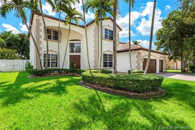 3511 SW 145th Ave, Miramar, FL 33027 (MLS #A11103463) :: Castelli Real Estate Services