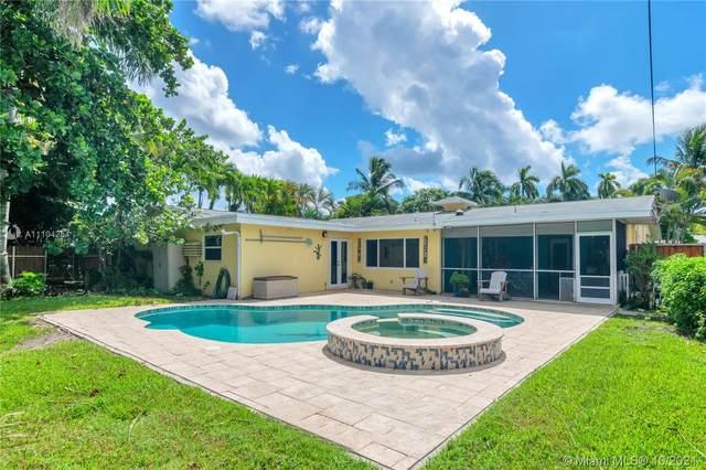 1029 Washington St, Hollywood, FL 33019 (MLS #A11104254) :: Green Realty Properties