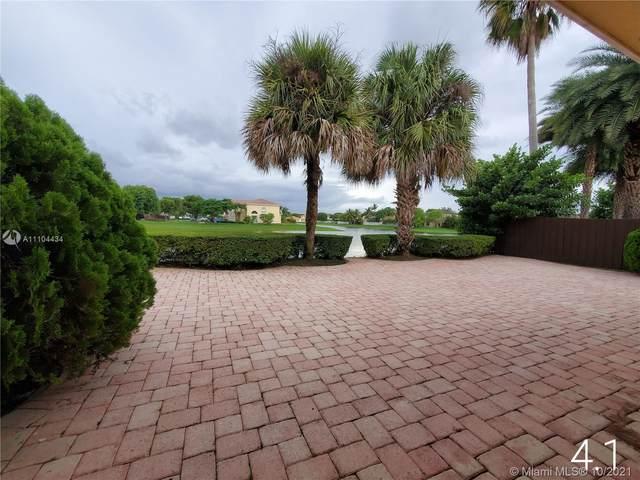 4518 NW 109th Ct, Doral, FL 33178 (#A11104434) :: Posh Properties