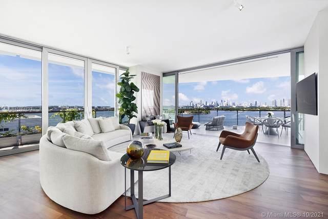1300 Monad Terrace Ph-F, Miami Beach, FL 33139 (MLS #A11104733) :: Green Realty Properties