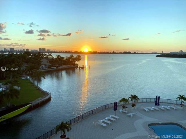 1800 NE 114th St #703, Miami, FL 33181 (MLS #A11104972) :: Green Realty Properties