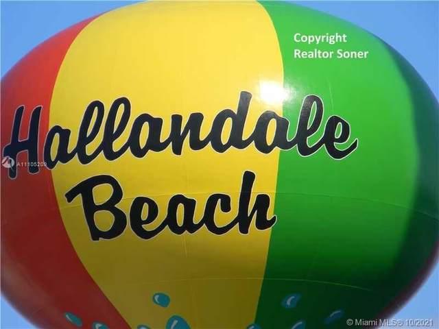 1865 S Ocean Dr 4L, Hallandale Beach, FL 33009 (MLS #A11105209) :: Green Realty Properties