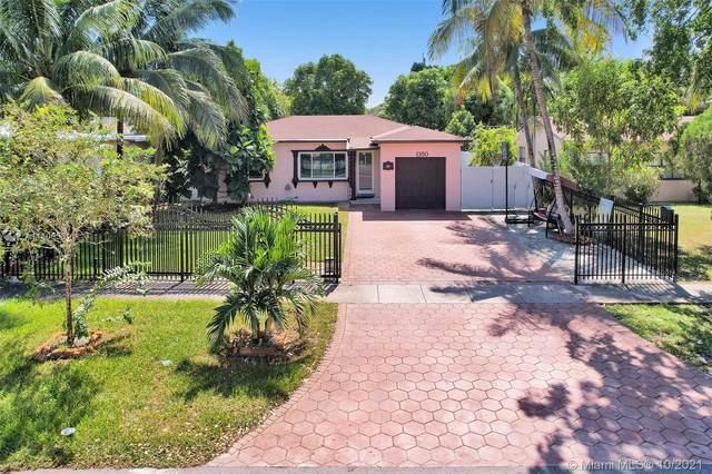 1350 NE 131st St, North Miami, FL 33161 (MLS #A11105561) :: Castelli Real Estate Services