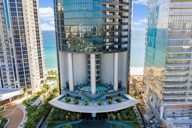 18555 Collins Ave #2003, Sunny Isles Beach, FL 33160 (MLS #A11105627) :: Green Realty Properties