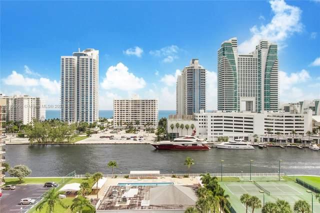 600 Parkview Dr #1130, Hallandale Beach, FL 33009 (MLS #A11105996) :: Berkshire Hathaway HomeServices EWM Realty
