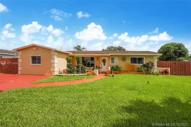 2021 NW 85th Ave, Pembroke Pines, FL 33024 (MLS #A11106091) :: Re/Max PowerPro Realty