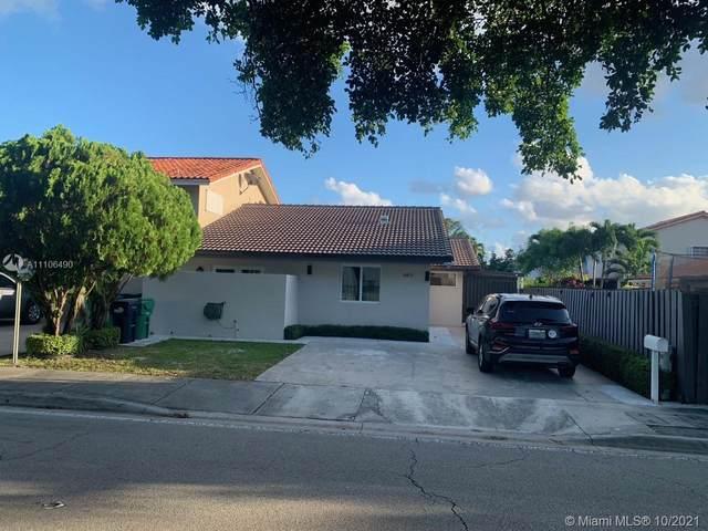 14852 SW 80th St, Miami, FL 33193 (#A11106490) :: Posh Properties