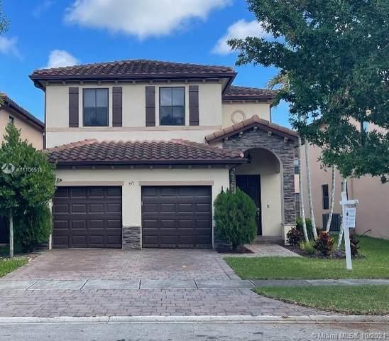 571 SE 33rd Ter, Homestead, FL 33033 (MLS #A11106515) :: All Florida Home Team