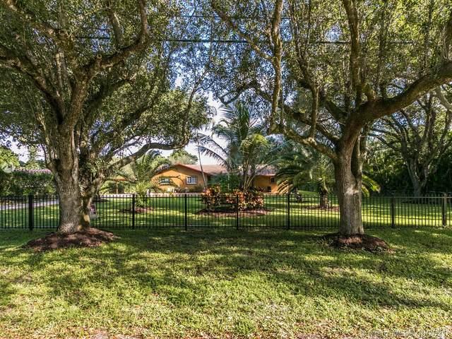 14301 SW 20th St, Davie, FL 33325 (MLS #A11106562) :: ONE   Sotheby's International Realty