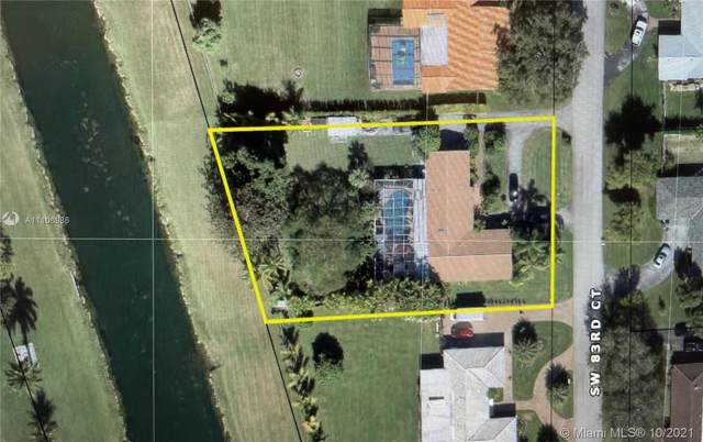 17020 SW 83rd Ct, Palmetto Bay, FL 33157 (MLS #A11106986) :: Rivas Vargas Group