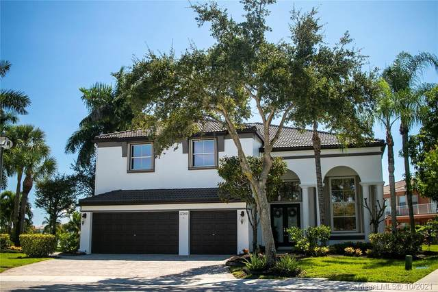 17010 SW 53rd Ct, Miramar, FL 33027 (MLS #A11107121) :: The Pearl Realty Group