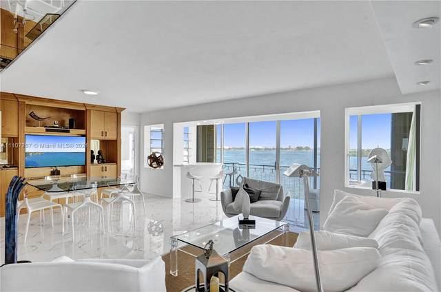 11111 Biscayne Blvd #704, Miami, FL 33181 (MLS #A11107267) :: Castelli Real Estate Services