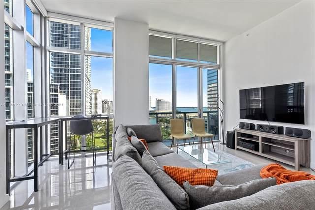 500 Brickell Ave #1101, Miami, FL 33131 (MLS #A11107273) :: Green Realty Properties